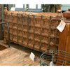 F18039 - Antique 19th Century East Indian Teak Dowry Chest