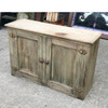 F18042 - Antique Hanging Cupboard