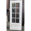 "D18079 -  Antique Pine Exterior Storm/Screen Door 32-1/2"" x 79-1/4"""