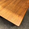 F18060 - Antique Late Victorian Oak Dining Table