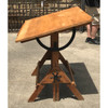 F18063 - Vintage Hamilton Maple Drafting Table