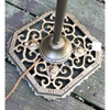 L18099 - Antique Tudor Revival Bridge Lamp