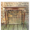 F12078 - Antique Victorian Mahogany Tea Table