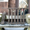 S12044 - Antique Porch Balustrade Section