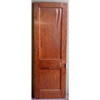 "D12138 - Antique Two Panel Interior Door 27-3/4"" x 82-3/4"""