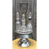 A13157 - Antique Aesthetic Period Victorian Cruet Set