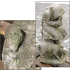 A16005 - Antique Signed and Carved Marble Statuette