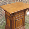 F16010 - Antique Lectern or Podium