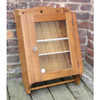 A16010 - Antique Oak Revival Period Medicine Cabinet