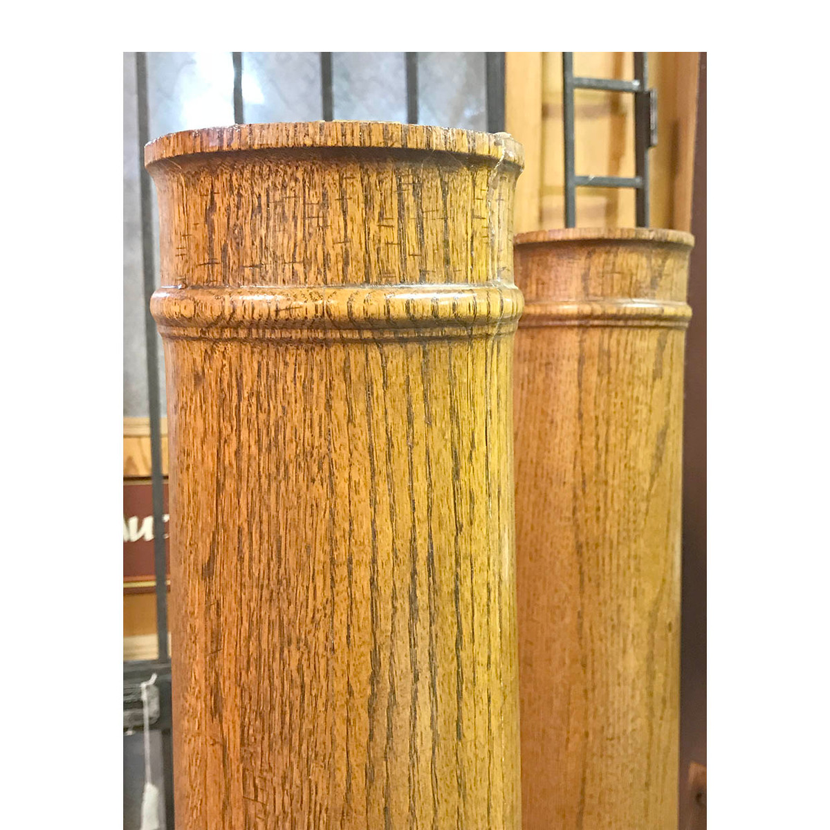 S17062 - Pair of Antique Columns