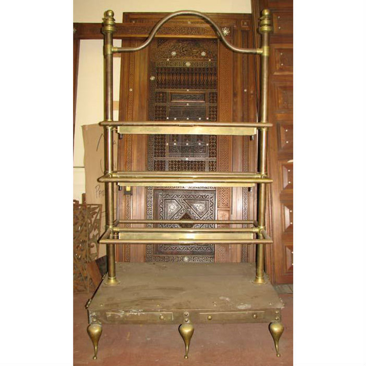 502638 - Vintage Display Rack from the J.L. Hudson Store in Detroit