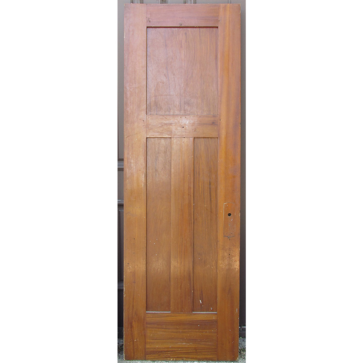 D15113 antique three panel interior door 26 x 79 d15113 antique three panel interior door 26 x planetlyrics Image collections