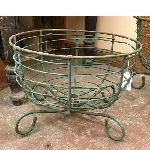 A17085A - Wire Flower Basket