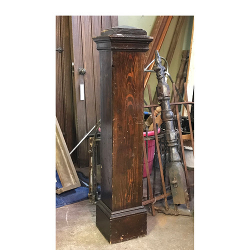 S17065 - Antique Newel Post