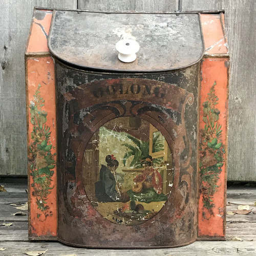 A17116 - Antique Oolong Tea Tin