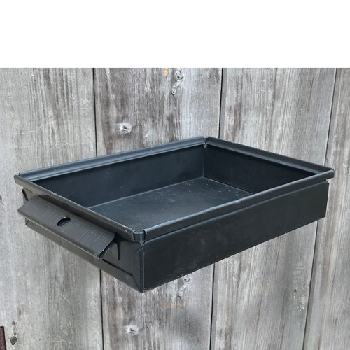 A18019 - Vintage Industrial Steel Drawer