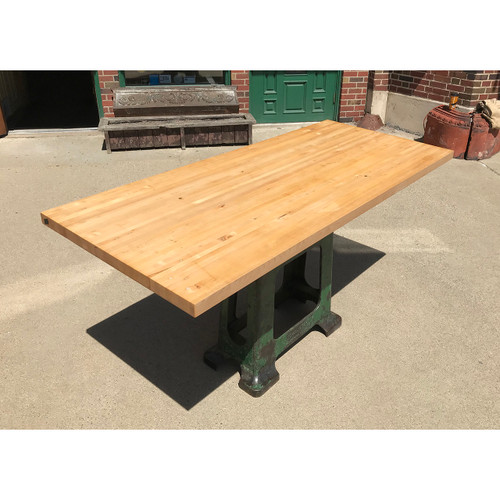 F18028 - Custom Industrial Work Table