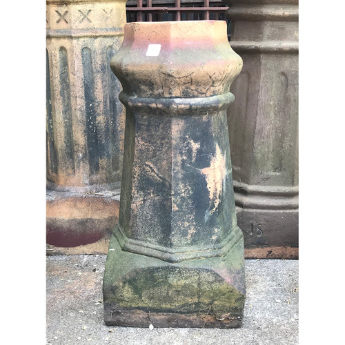 A18028 - Antique Chimney Pot
