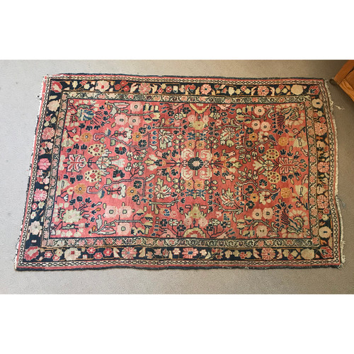 A18104 - Vintage Hand Knotted Persian Rug