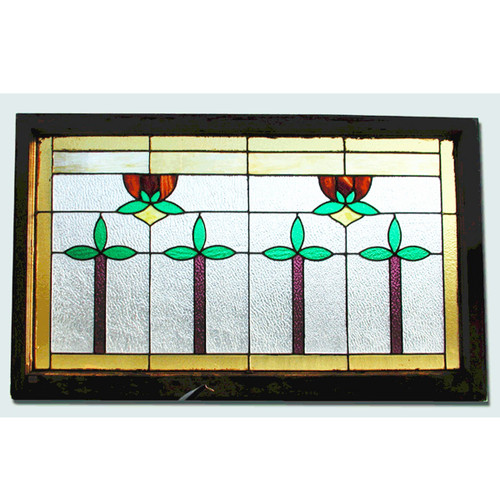 403359 - Antique Arts & Crafts/Prairie Style Window
