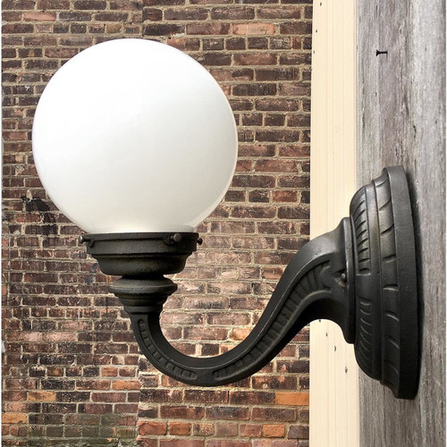 607712 - Antique Colonial Revival Exterior Wall Sconce