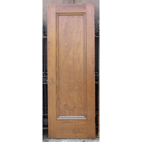 "D16094 - Antique Interior Door 27-3/4"" x 79-1/4"""