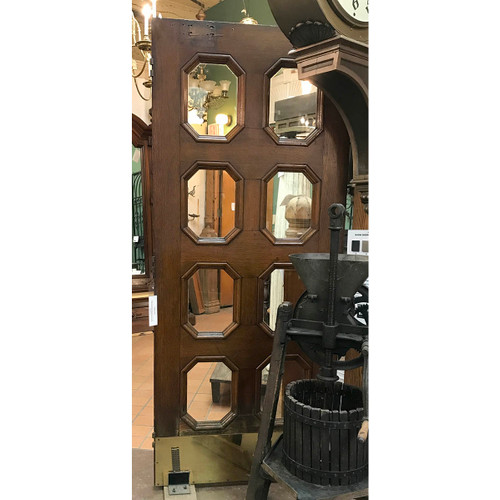 "D17057 - Antique Exterior Door 35-3/4"" x 85"""
