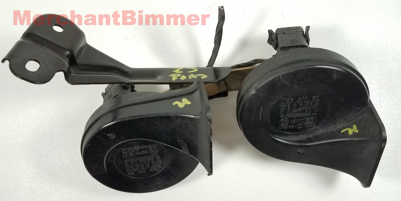 Bmw Z3 Horn Free Download 325i Location Pair Of Horns Fiamm 61332492989 Hardtop For Sale At