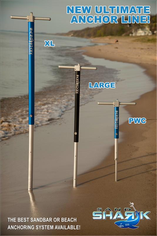 Why a SandShark Anchor