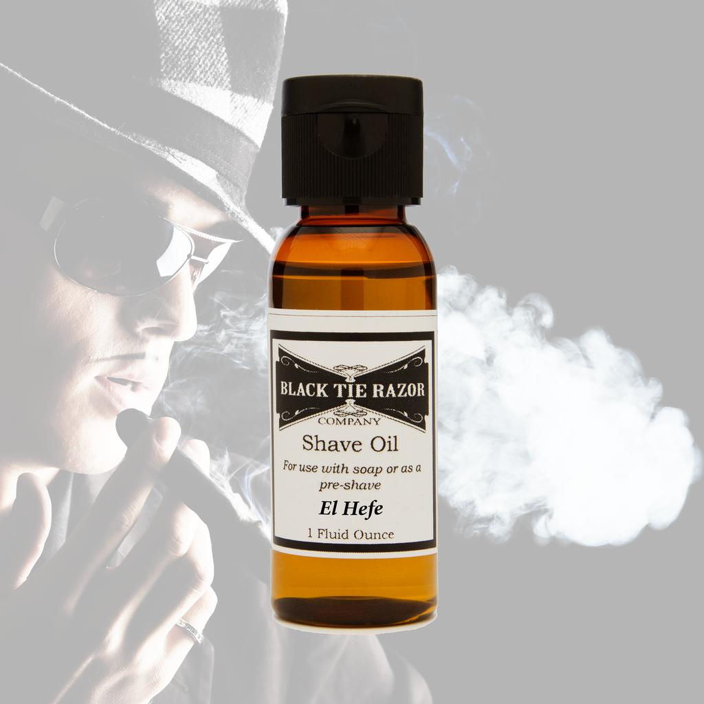 Shave Oil - El Hefe