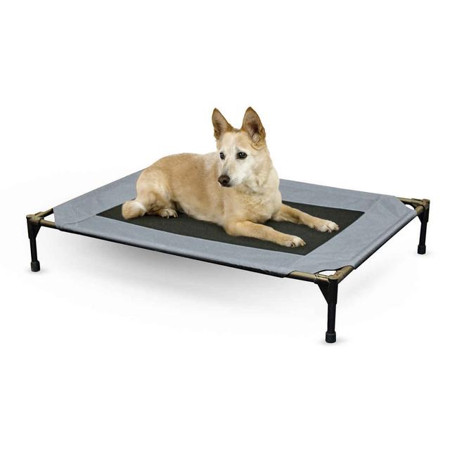 """K&H Pet Products Original Pet Cot Large 30"""" x 42"""" x 7"""""""