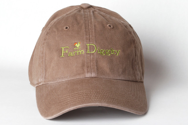 Farm Diggity Hat / Driftwood