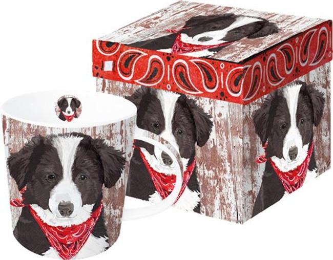Melvin Gift Boxed Mug / Vicki Sawyer