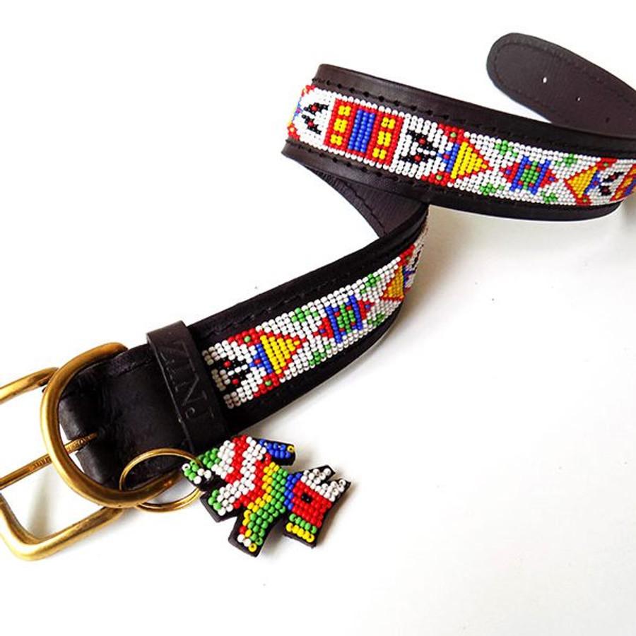 Geronimo Dog Collar