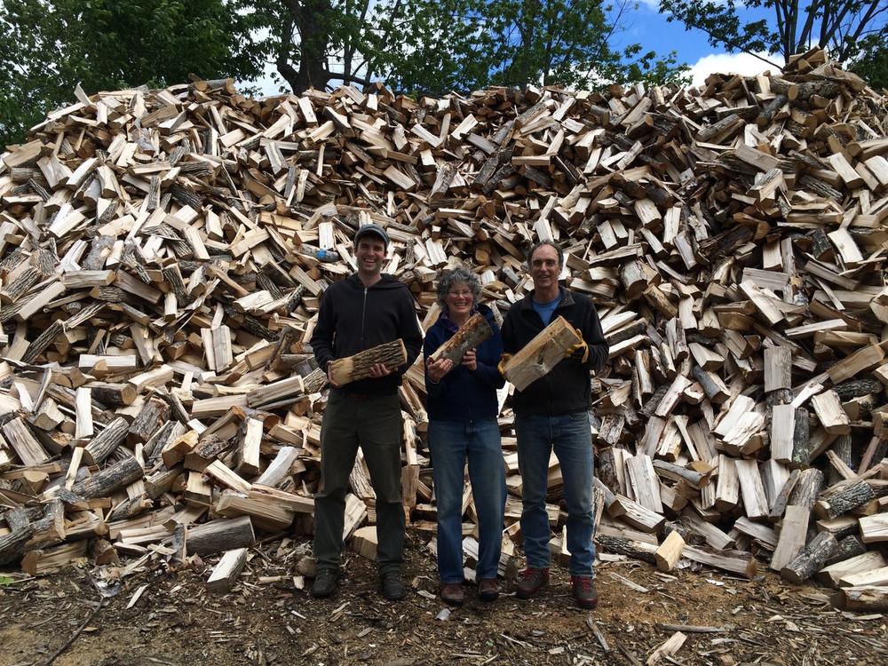 Seasoned Firewood - Delivered