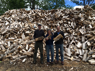 Seasoned Firewood - Delivered