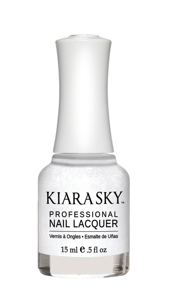 NAIL LACQUER - N469 WINTER WONDERLAND