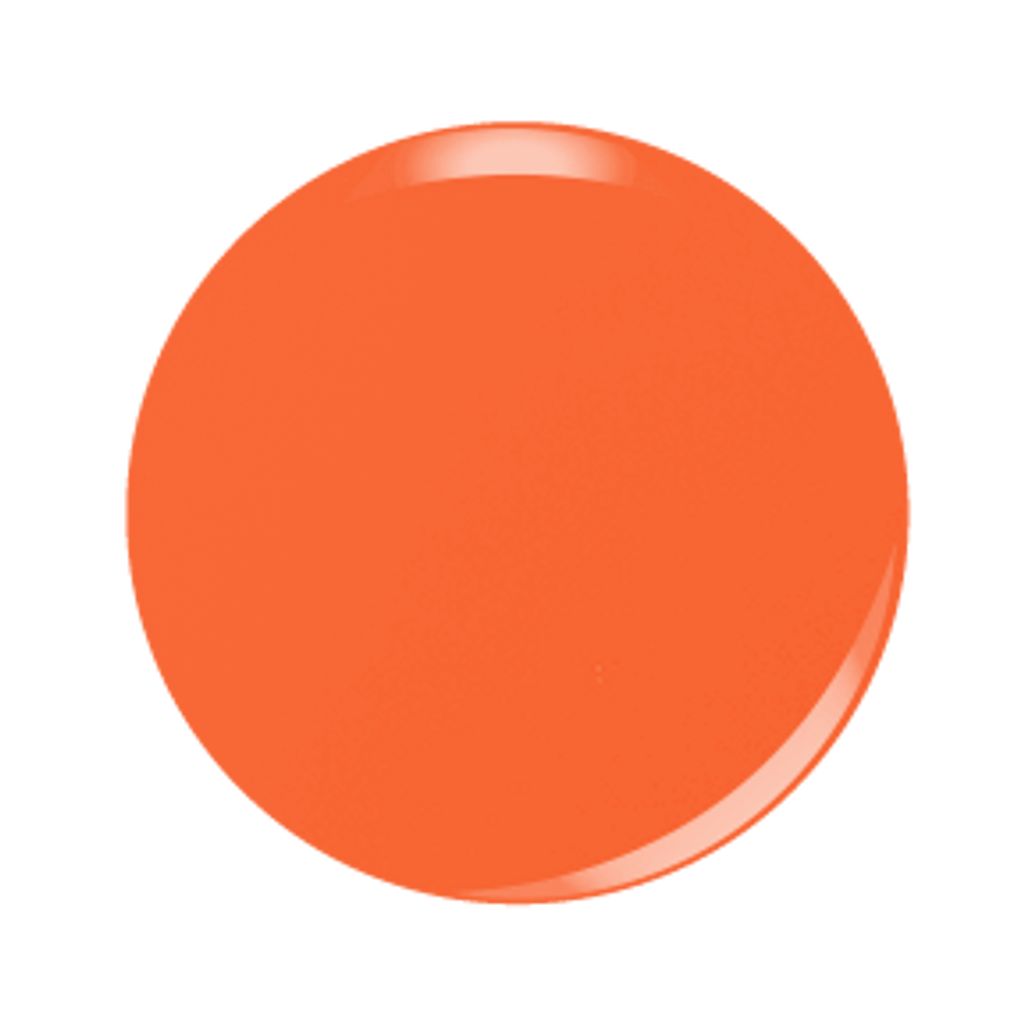DIP POWDER - D542 TWIZZLY TANGERINE