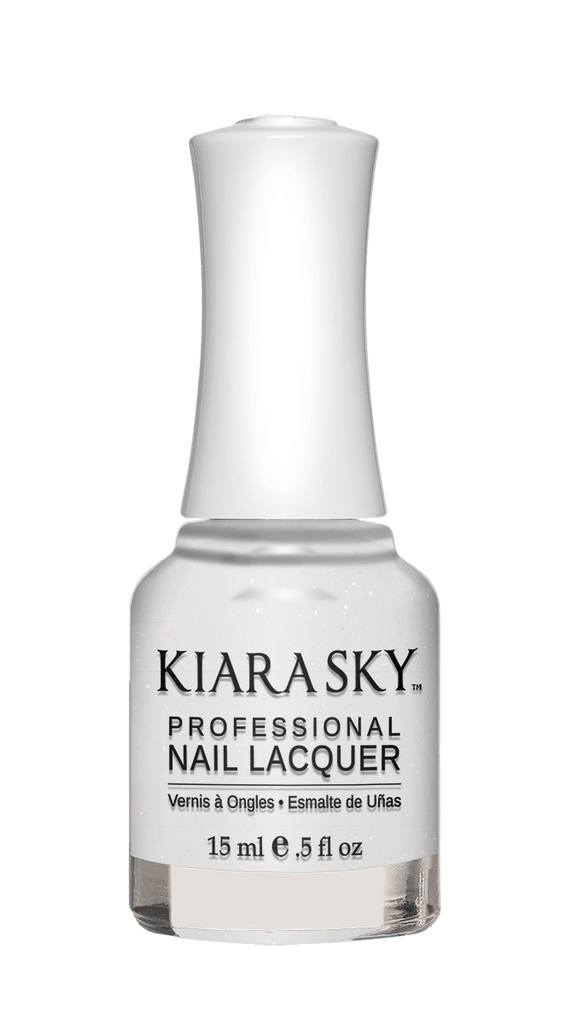 NAIL LACQUER - N555 FROSTED SUGAR