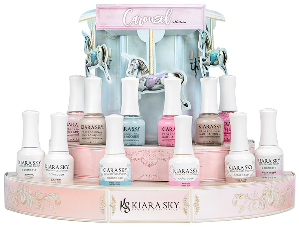 CAROUSEL COLLECTION - Kiara Sky Professional Nails