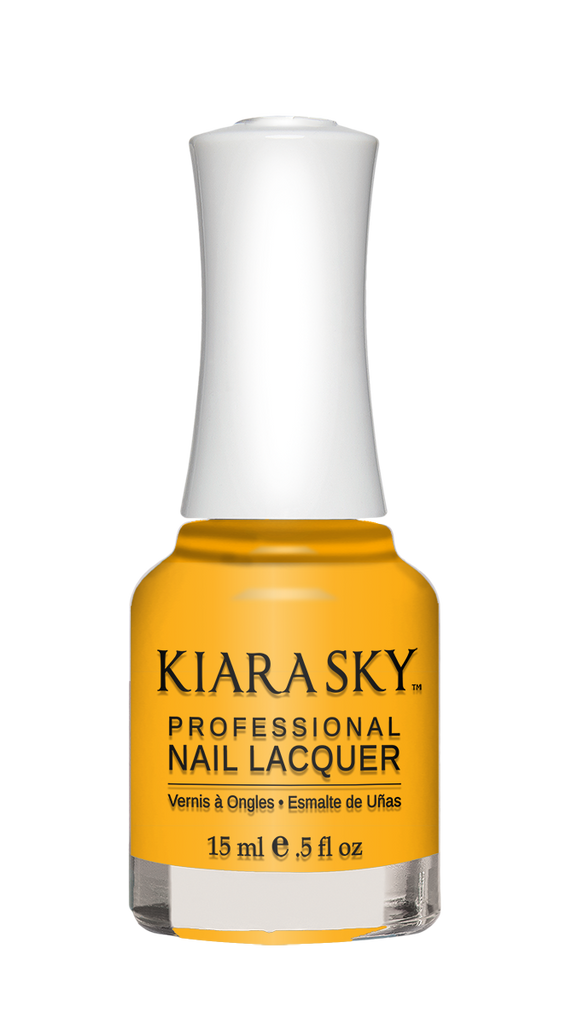 NAIL LACQUER - N587 SUNNY DAZE