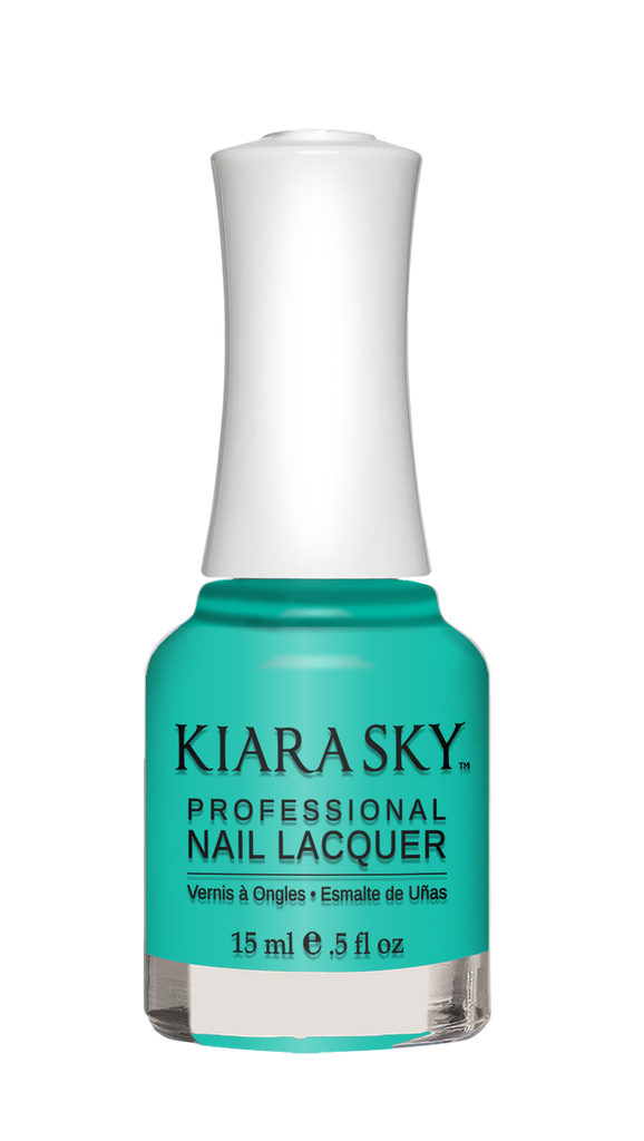 NAIL LACQUER - N588 SHAKE YOUR PALM PALM