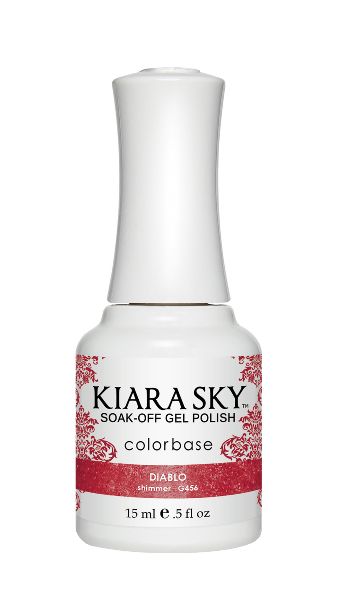 GEL POLISH - G456 DIABLO - Kiara Sky Professional Nails