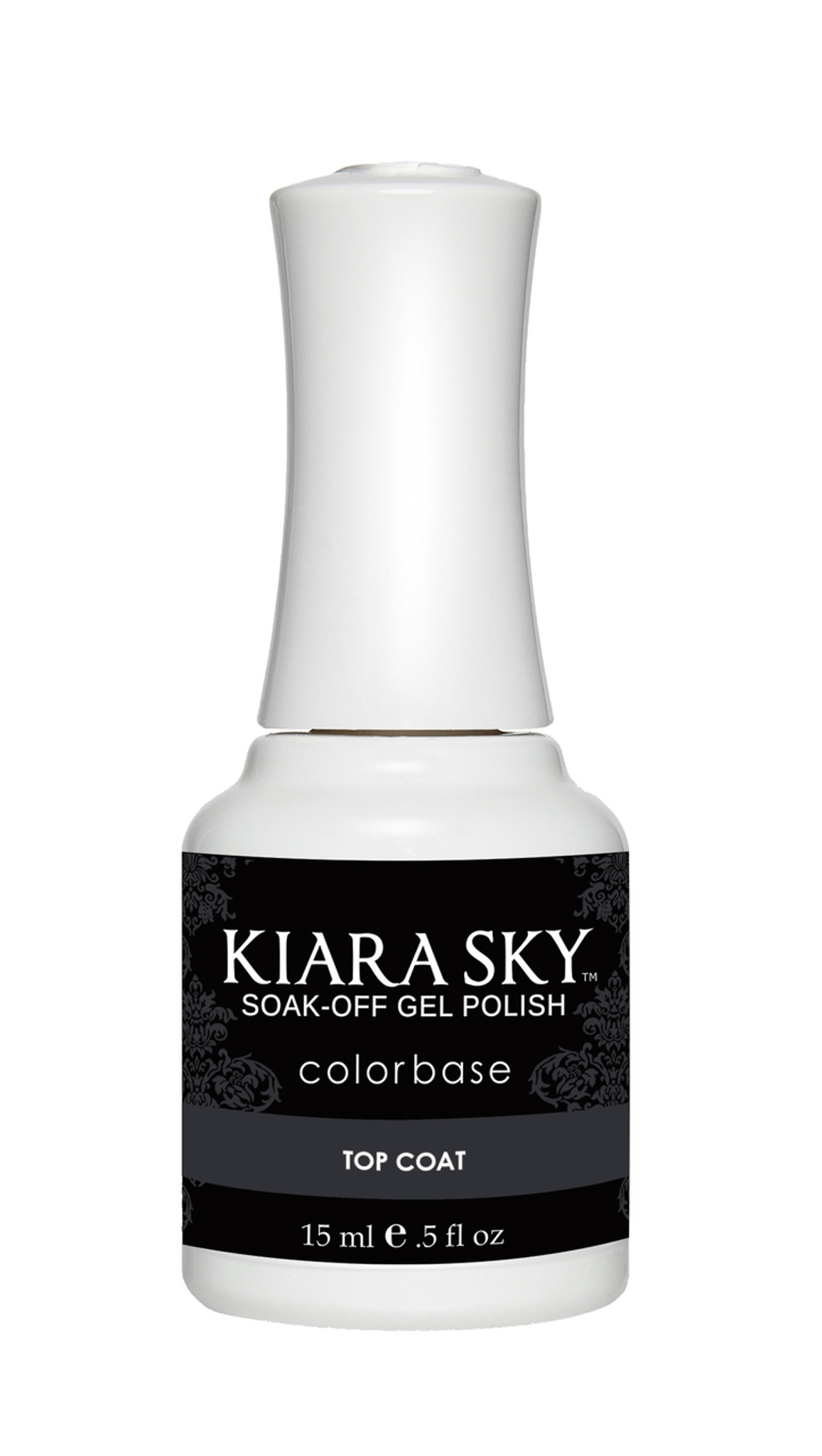 Gel Nail Polish Top Coat | Long Lasting Top Coat | Kiara Sky