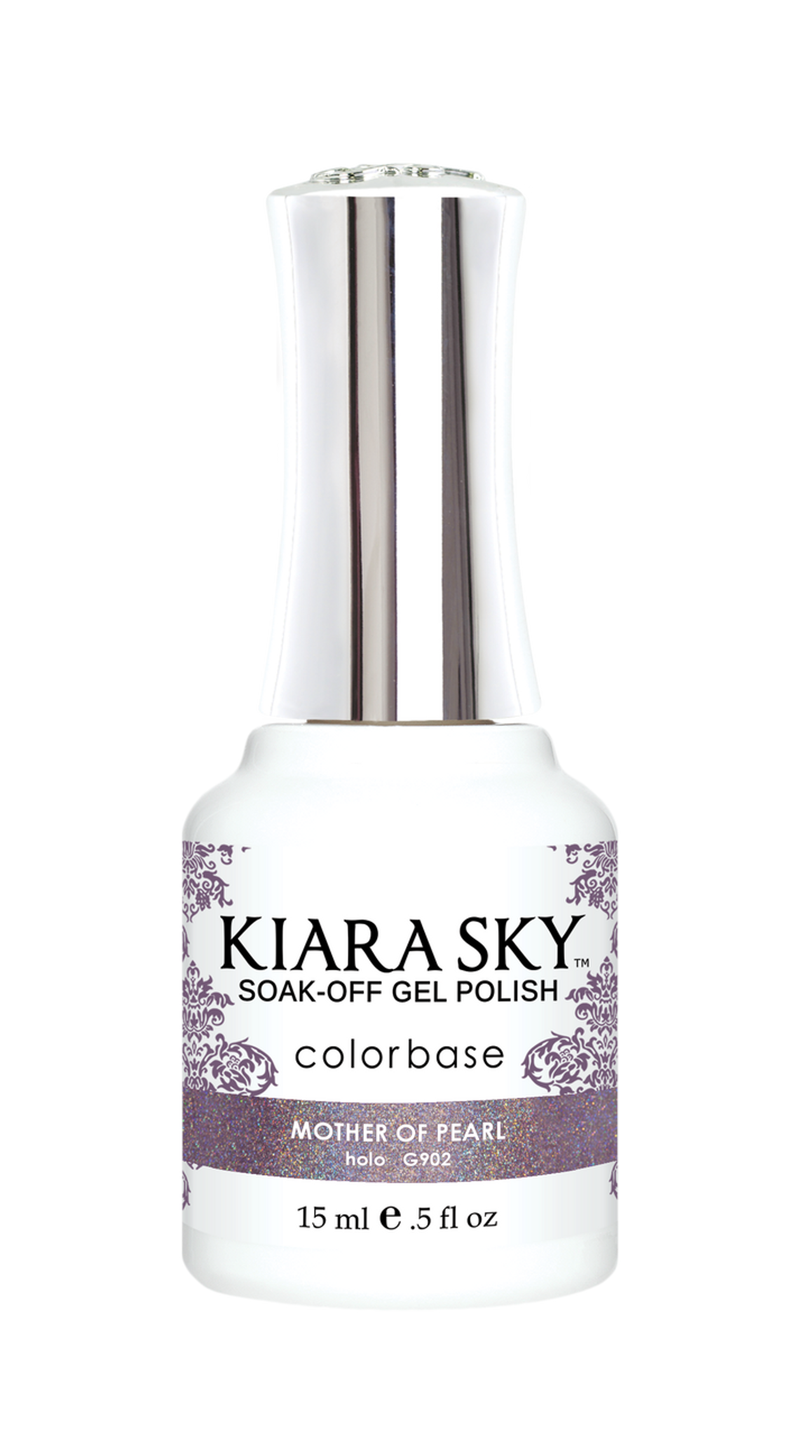 Mermaid Nail Polish | Iridescent Gel Nail Polish | Kiara Sky