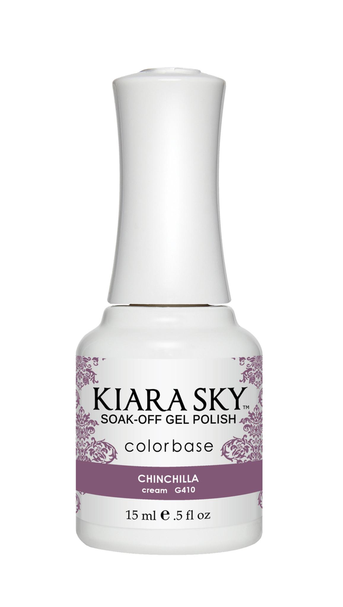 GEL POLISH - G410 CHINCHILLA - Kiara Sky Professional Nails