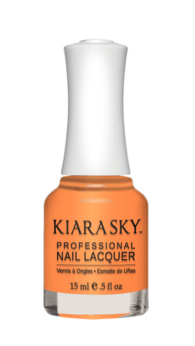NAIL LACQUER - N418 SON OF A PEACH