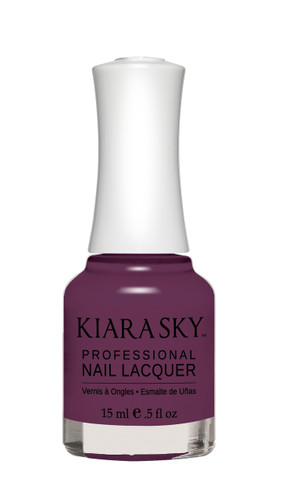 NAIL LACQUER - N445 GRAPE YOUR ATTENTION