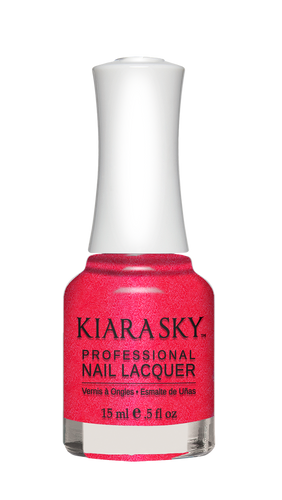 NAIL LACQUER - N451 PINK UP THE PACE