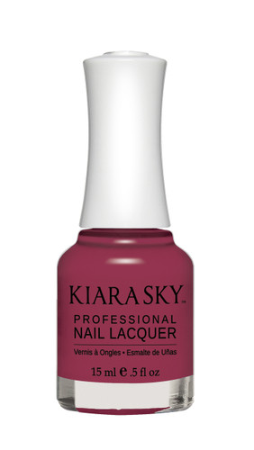 NAIL LACQUER - N485 PLUM IT UP